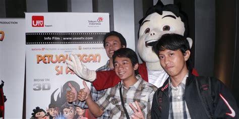 film animasi layar lebar indonesia petualangan si adi film layar lebar animasi 3d pertama