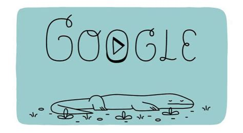 doodle how to make knowledge doodle tests your knowledge of komodo dragons cnet