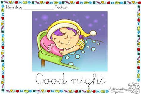 imagenes de buenas noches en ingles para colorear saludos para los diferentes momentos del d 205 a en ingl 201 s