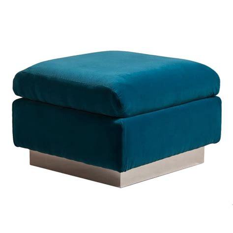 Upholstered Stool Ottoman Best 25 Upholstered Footstool Ideas On Pinterest Footstool Coffee Table Upholstered Ottoman