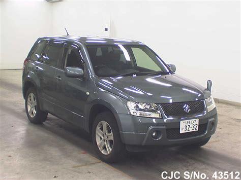 2005 Suzuki Grand Vitara For Sale 2005 Suzuki Escudo Grand Vitara Gray For Sale Stock No