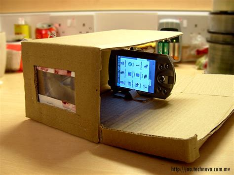 diy projector diy pocketpc based projector jaa s blog