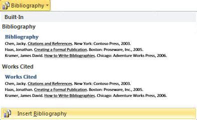 author biography generator apa mla chicago automatically format bibliographies word