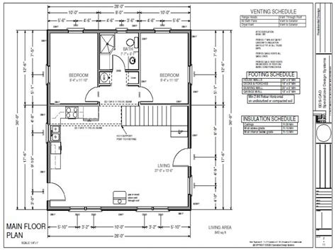 guest cabin floor plans back yard guest house plans cabin guest house plans