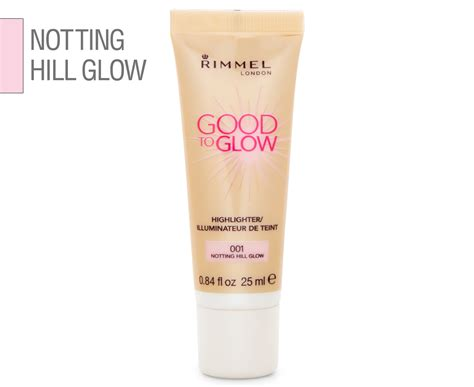 Glowing Daily Glow Siang Glow rimmel to glow highlighter 25ml 001 notting hill glow great daily deals at australia s