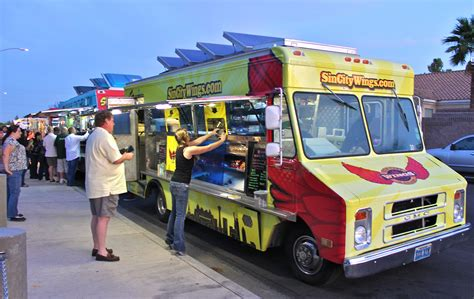 truck las vegas las vegas mayor to recommend food truck pilot program
