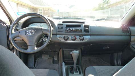 2004 Toyota Interior 2004 Toyota Camry Interior Pictures Cargurus