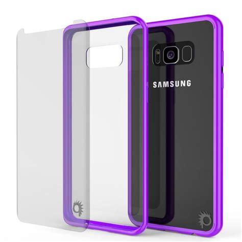 Hello Purple Series Samsung Galaxy S6 Edge s8 punkcase cloak clear series for samsung galaxy s8
