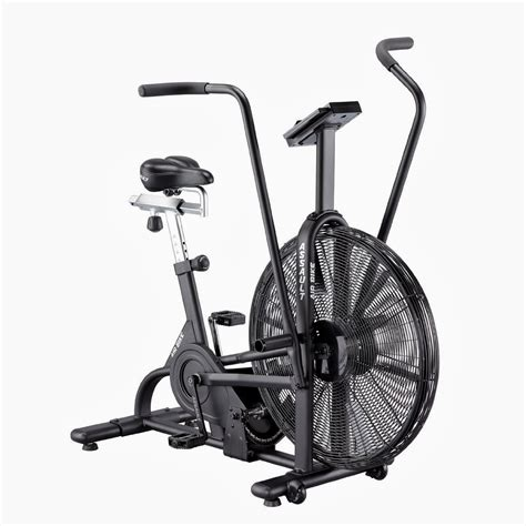 what is a fan bike exercise bike zone lifecore assault air bike versus