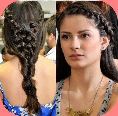 different hairstyles of girl different kind of simple easy hairstyles for school