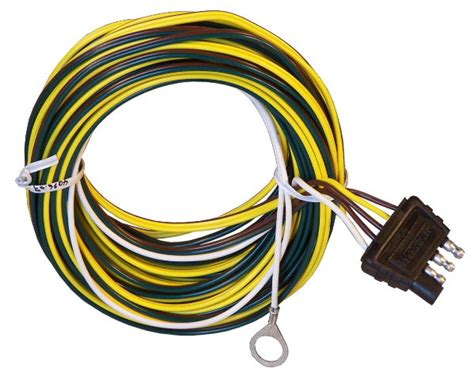 4 prong 5 wire trailer harness 5 wire 4 prong trailer