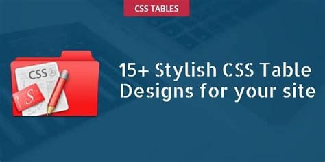 15 Stylish Css Table Designs To Rock Your Website Fbwh Blog | 15 stylish css table designs to rock your website fbwh blog