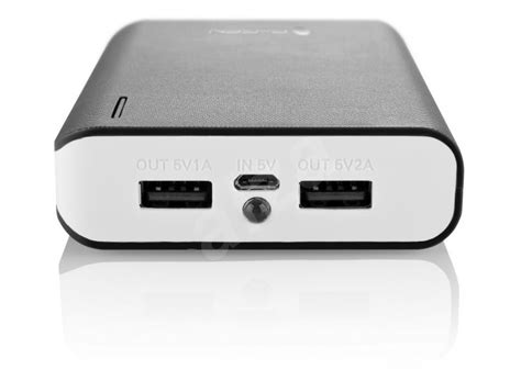 Power Bank 7800mah With Aroma Therapy gogen power bank 10000mah white black power bank alza