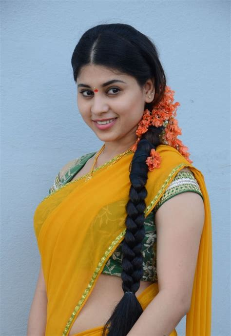 Md Lanti hamida half saree stills at kathi lanti kurradu opening photos