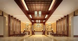 Small Home Lobby Interior Design Style Hotel Lobby Interior Design Rendering