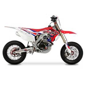 Supermoto Honda Honda Supermoto Cr Crf 250 450 Alpina Carbon Matrix