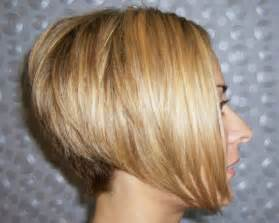 photos of the back of angled bob haircuts hairxstatic angled bobs gallery 5 of 8