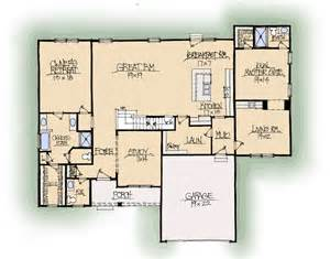 olivia b dual master suite house plan schumacher homes