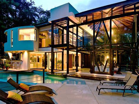 Award Winning Bathroom Designs Sumptous Vacation Retreat In A Tropical Rainforest