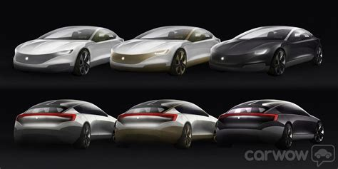 tesla roadster concept apple car resembles tesla vehicle in these concept images