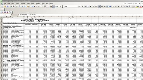 Accounting Spreadsheets by Accounting Spreadsheets Excel Accounting Spreadsheet