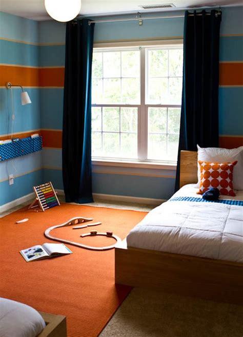colour scheme orange  blue
