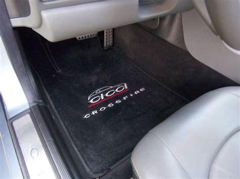 Chrysler Crossfire Floor Mats by Autoanything Lloyd Floor Mats Crossfireforum The