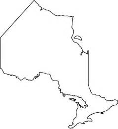 Blank Ontario Map by Pics Photos Canada Map Printable Canada Map Can Ontario