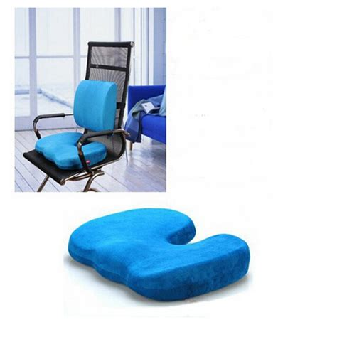 back pillow for office chair philippines office chair orthopedic seat cushion release pillow memory