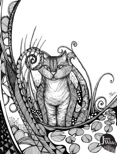 cat doodles pen 231 best zentangle mandalas etc images on