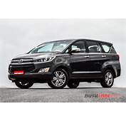 Toyota Innova Crysta Launch Price INR 1383 Lakh  Official