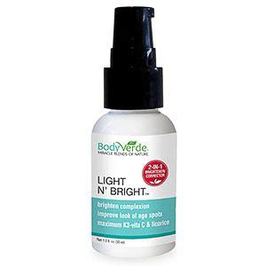 light n bright bodyverde