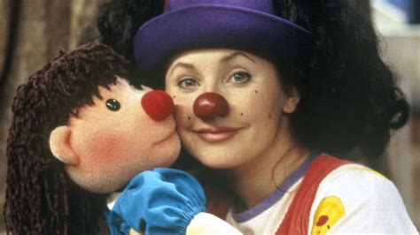 comfy couch show 24 years later and loonette from quot big comfy couch quot is
