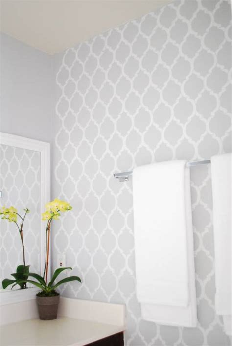 can i wallpaper a bathroom 18 tips for rocking bathroom wallpaper