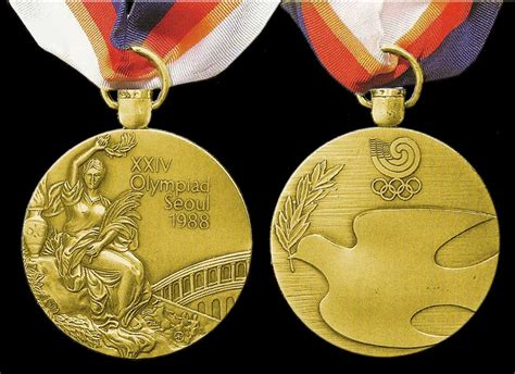 olympic prize medal