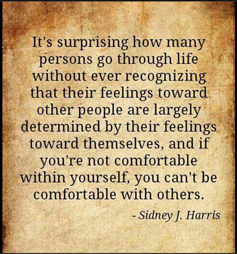 be comfortable with being comfortable with others inspirational quote my