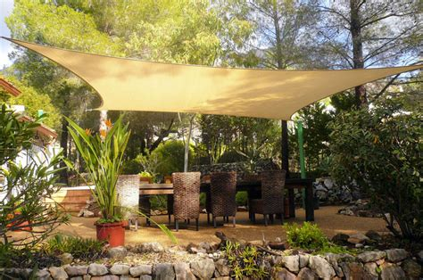 garden sun shade sails a new type of toldos 1