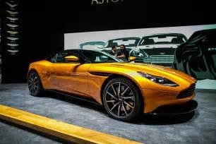 Aston Martin Top Speed 2017 Aston Martin Db11 Top Speed Rumors Auto List Cars