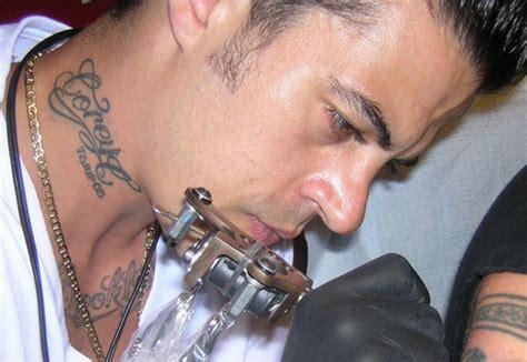 chris torres tattoo chris torres on