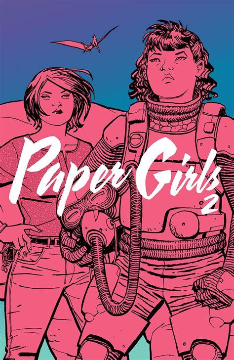 libro paper girls volume 1 mora wilson e mozzato contrasto di colori puri nel fumetto lo spazio bianco
