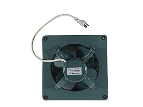 professional airtech grade fan professional grade products 9800512 shutter exhaust