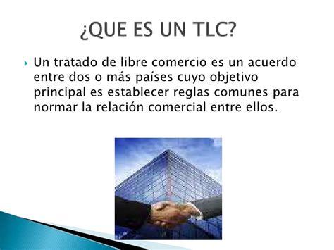 que es layout comercial el tlc y su impacto en los paises tercermundista 2