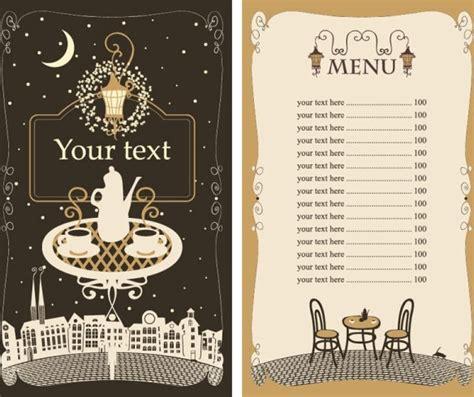 menu design free vector download 1 572 free vector for