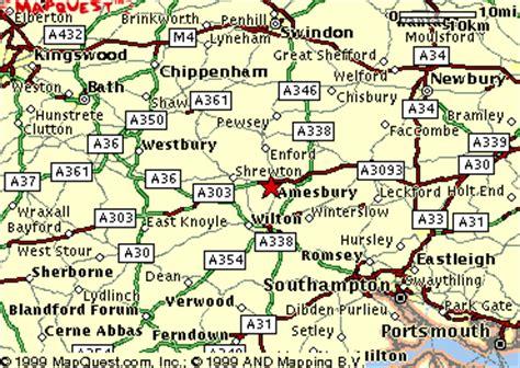stonehenge map stonehenge location and maps