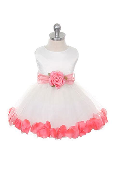 mbivcob flower girl dress style  choice  white