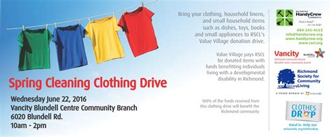 spring cleaning archives clean my space spring cleaning clothing drive richmond society for