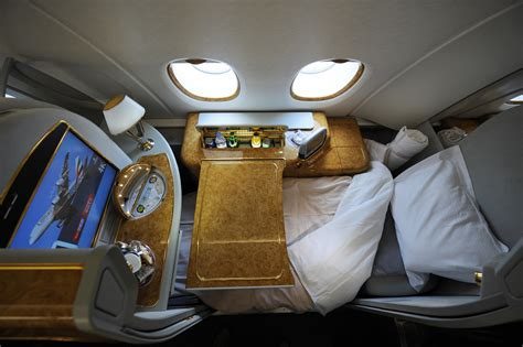 emirates a380 first class emirates airlines airbus a380 popsugar smart living