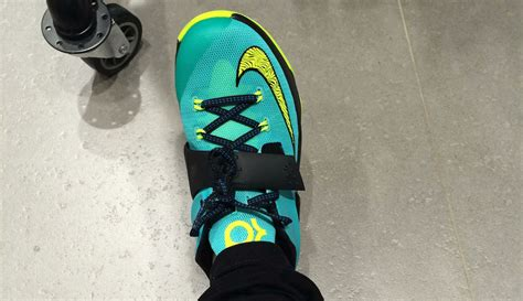 Schuhe Nike Kd Vii 7 Carnival Hyper Jade Base Hyper Rosa Kaufen Volt Grau Dunkel P 372 nike vol kd vii