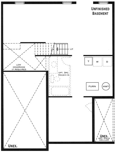 daylight basement floor plans house plan daylight basement plans walkout basement plans