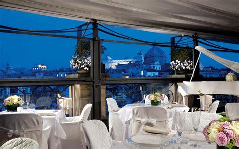 terrazza hotel minerva roma hotel 5 stelle lusso a roma grand hotel de la minerve